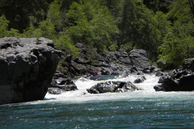 Illinois River Kalmiopsis Wilderness OR