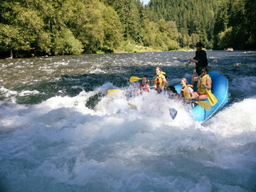 McKenzie River OR