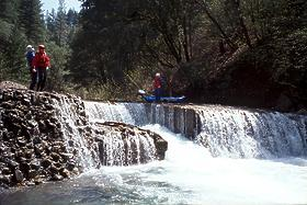 South Fork Mokelumne River CA