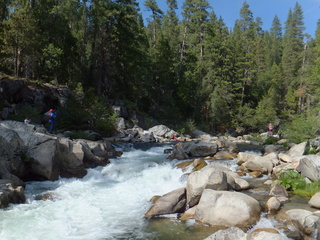 North Fork Stanislaus CA