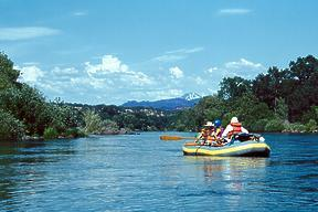 Sacramento River, Redding to Red Bluff CA