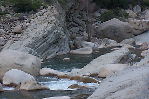 Sespe River near Santa Barbara CA