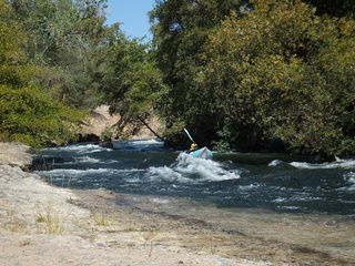 Stanislaus River Knights Ferry to Oakdale CA